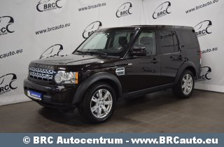 Land-Rover Discovery 4 TDV6 S