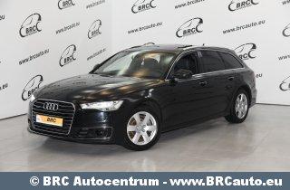 Audi A6 3.0TDI Avant Quattro Automa...