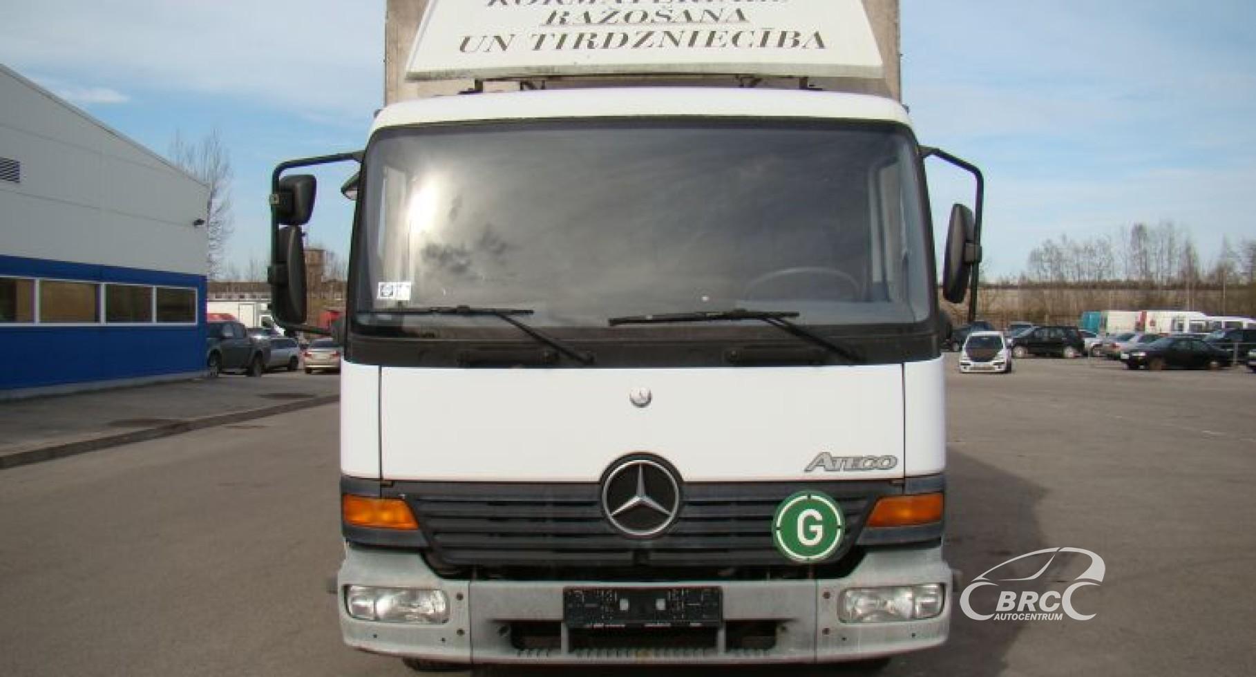Mercedes-Benz Atego 815
