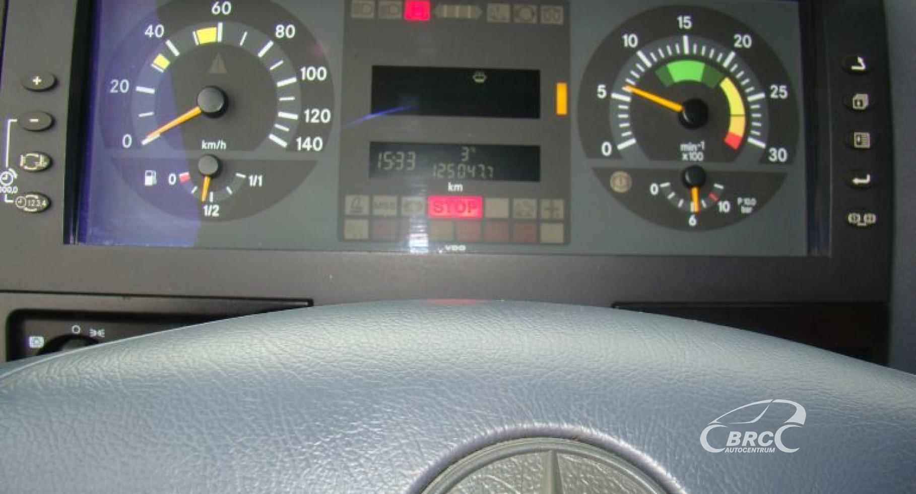 Mercedes-Benz 1323 Euro3 Abschleppwagen