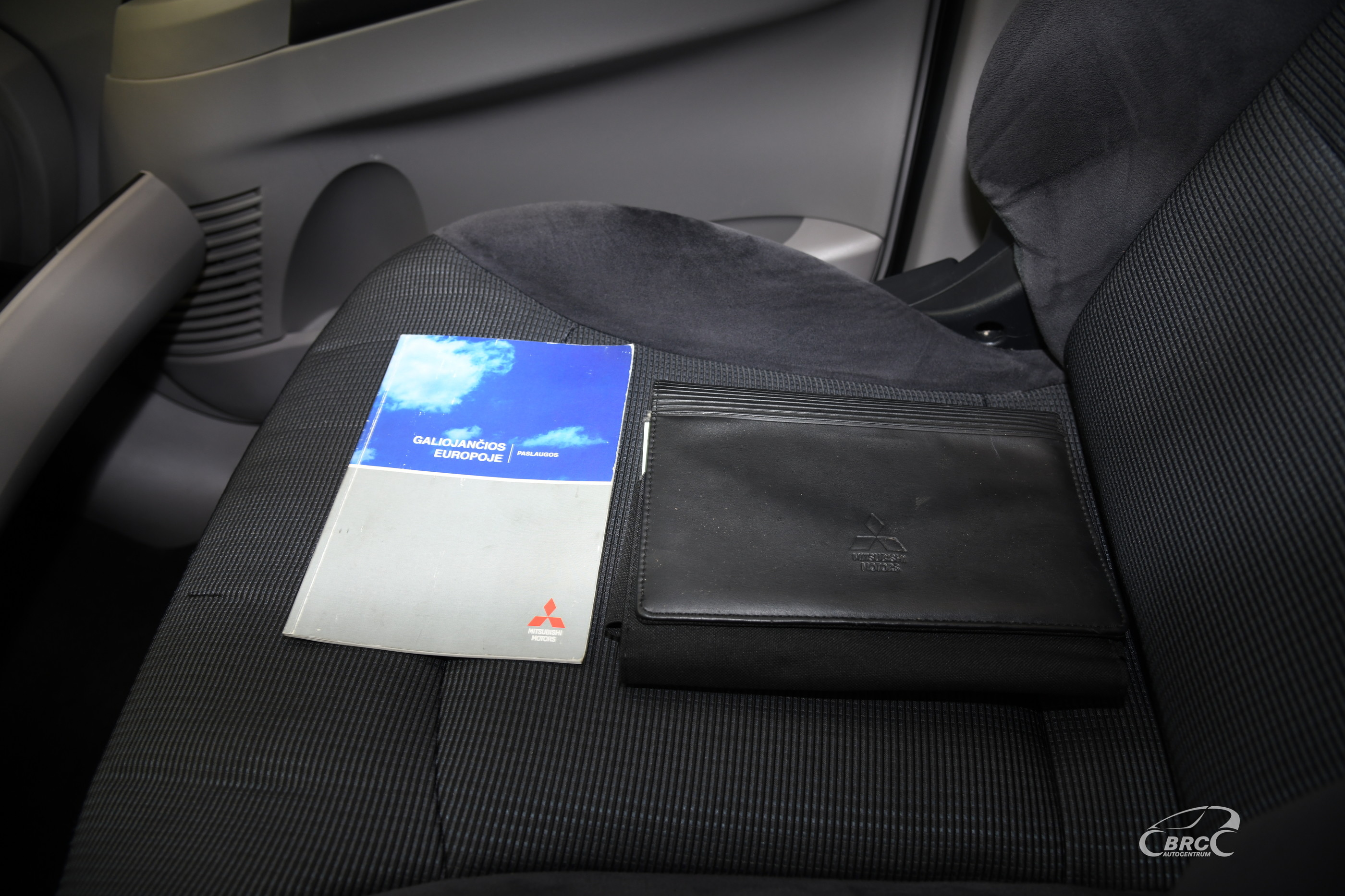 Mitsubishi Grandis 2.4 Automatas