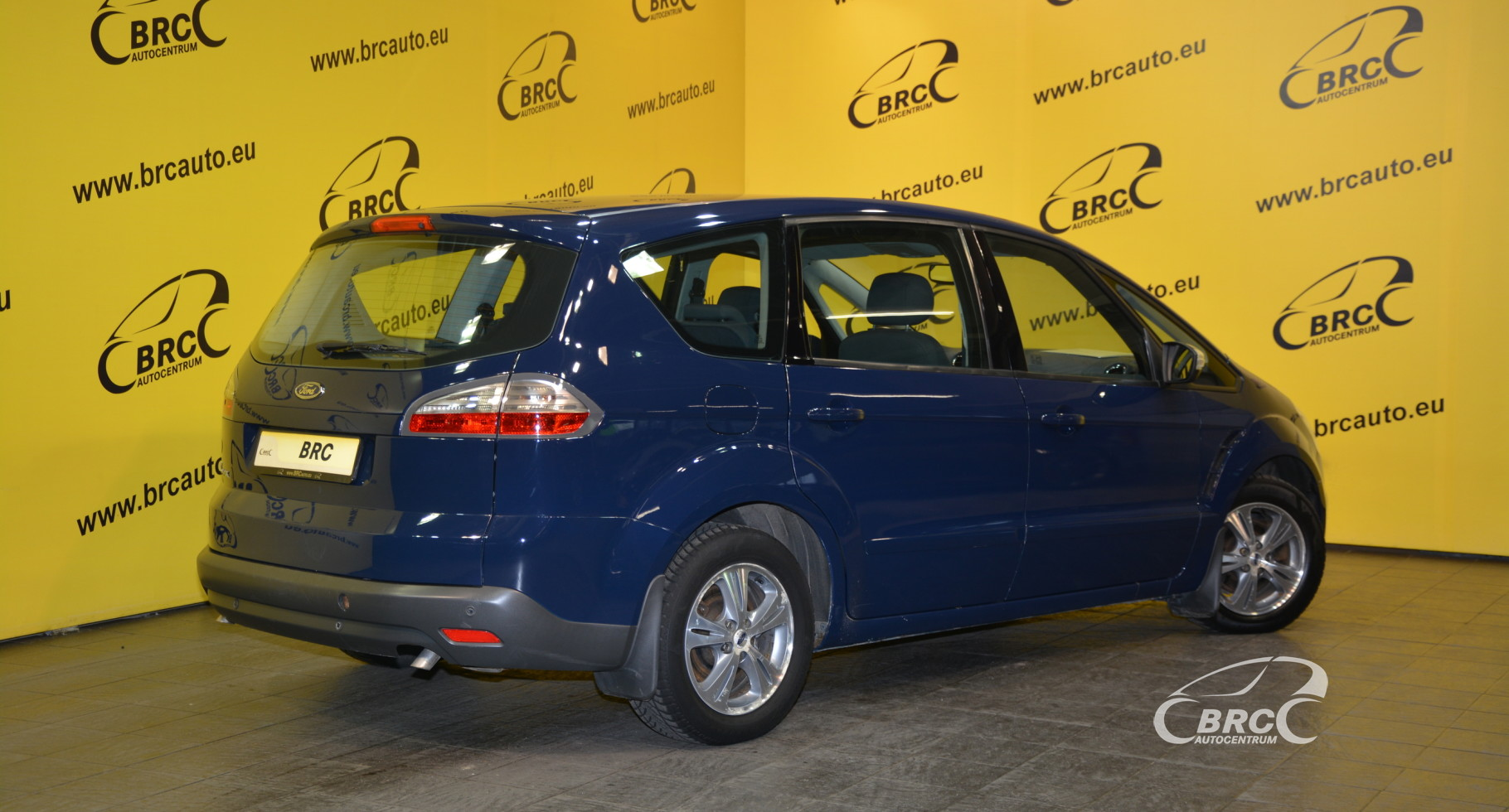 Ford S-Max Automatas