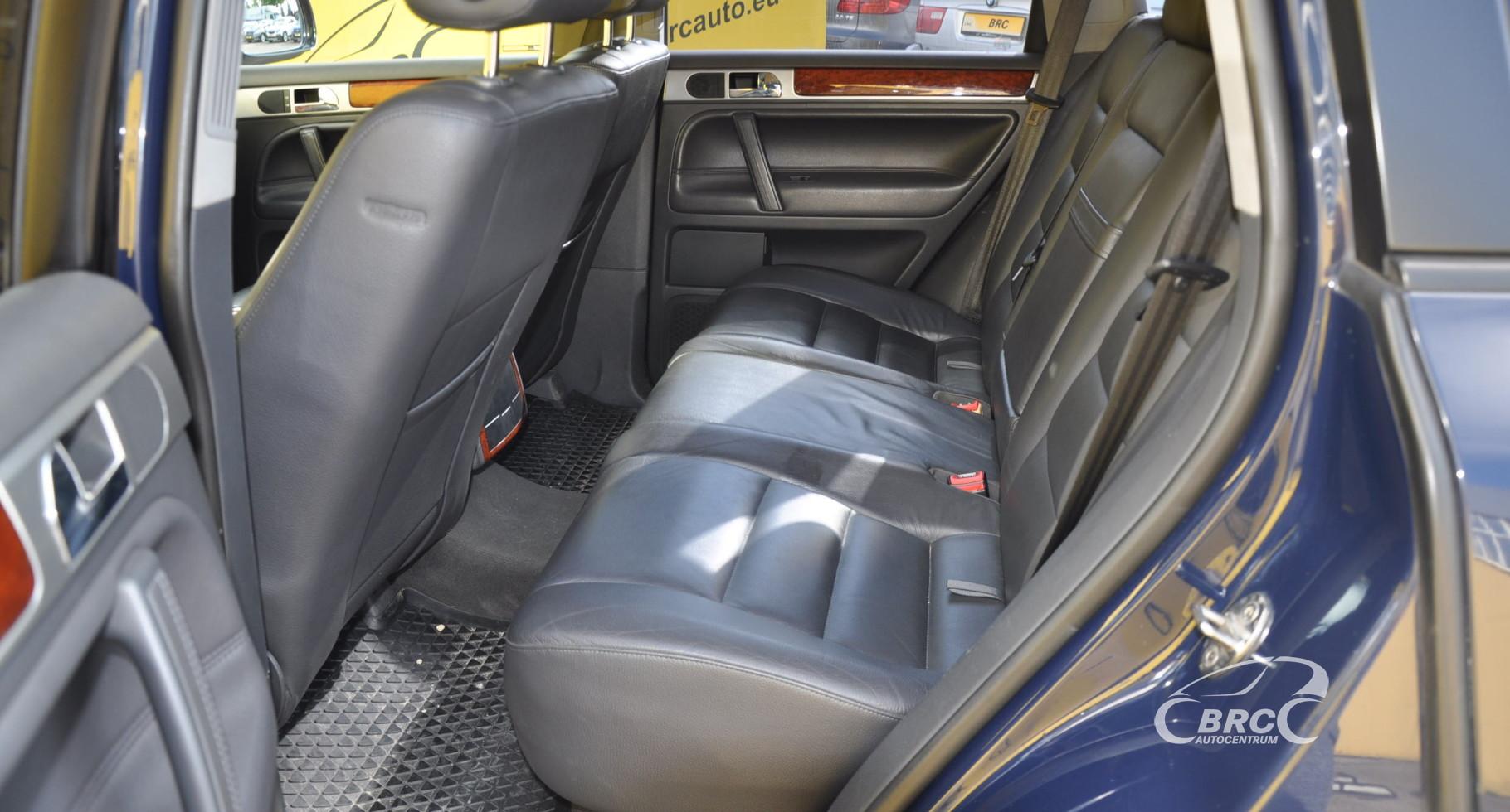Volkswagen Touareg 3.0TDI V6 Automatas