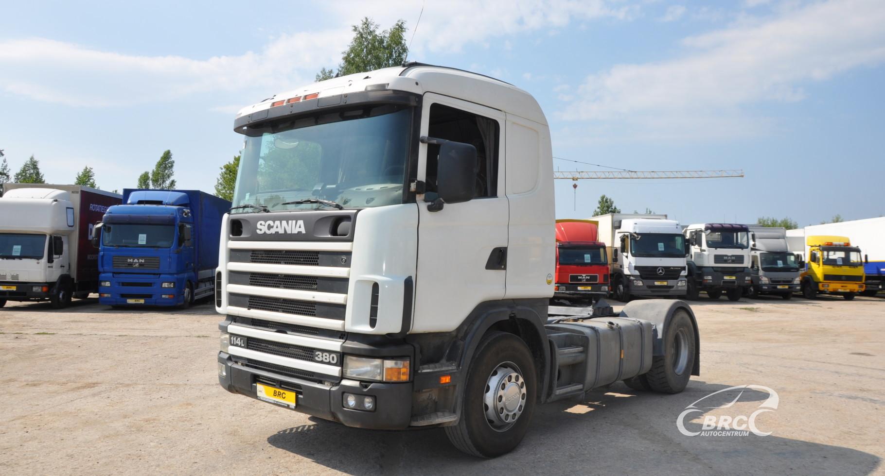 Scania R 114 LA 380