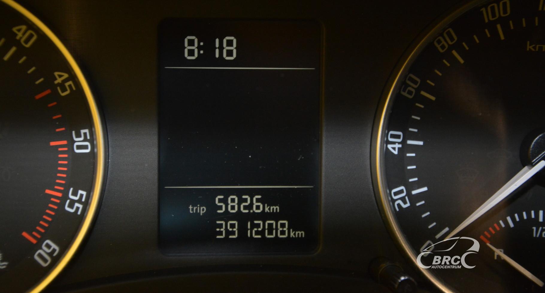 Skoda Octavia 1.9 TDI Ambiente Combi