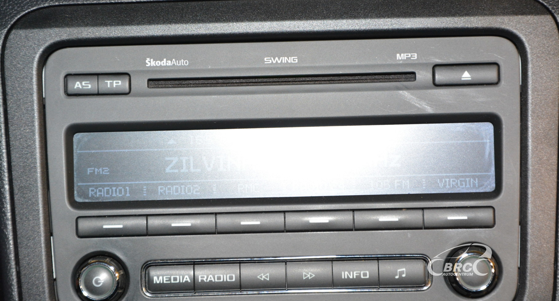 Skoda Fabia 1.6 TDI
