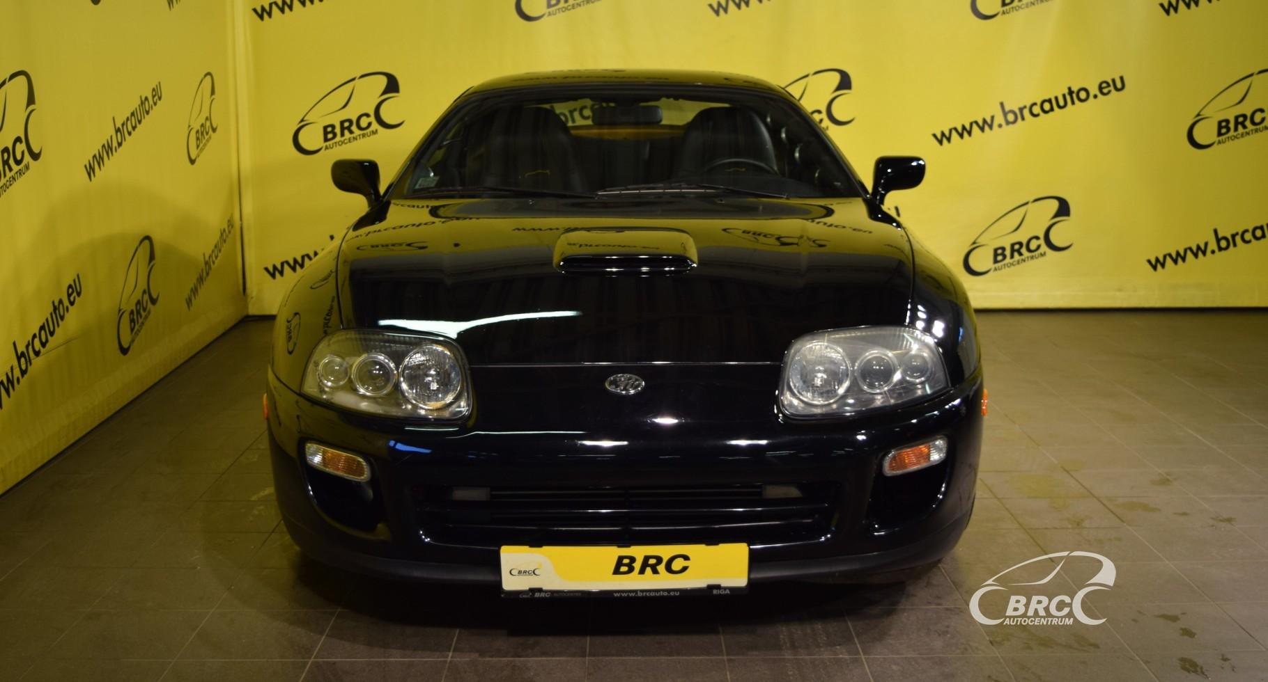 Toyota Supra LTD Edition 15th Aniversary