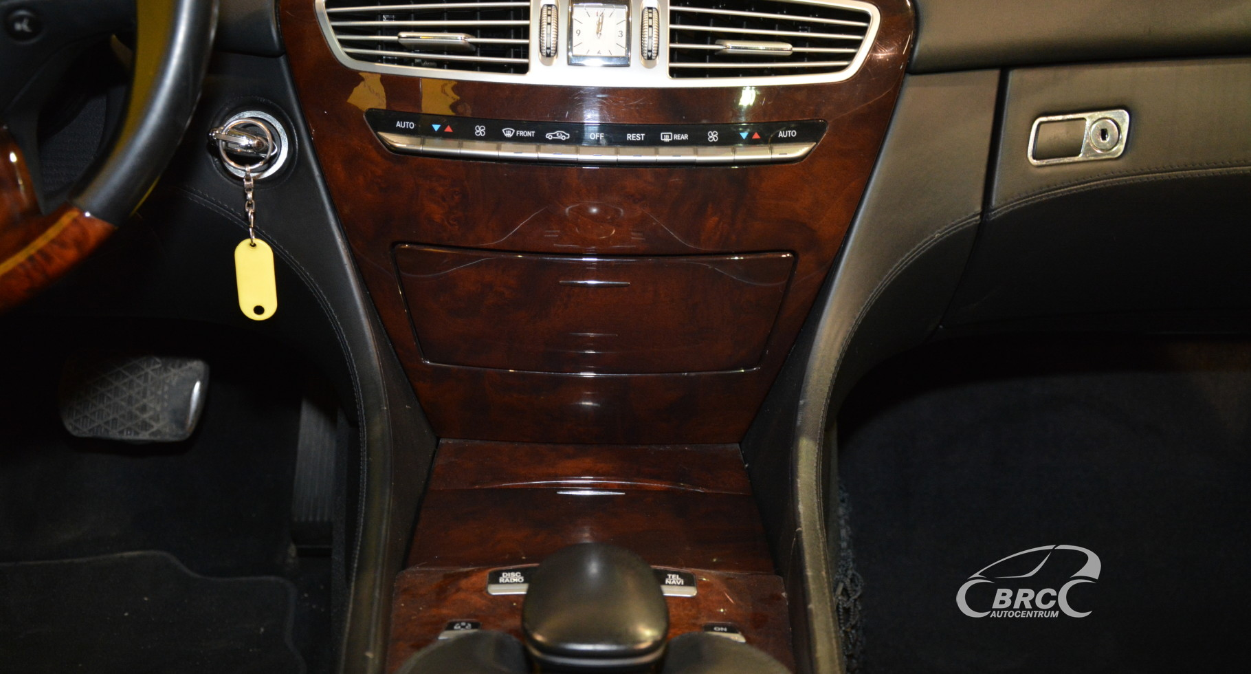Mercedes-Benz CL 500 Automatas