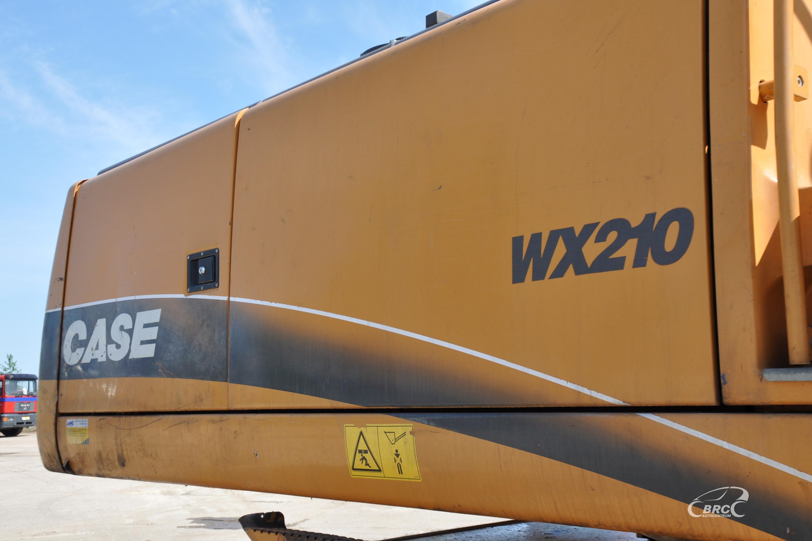 Case WX 210