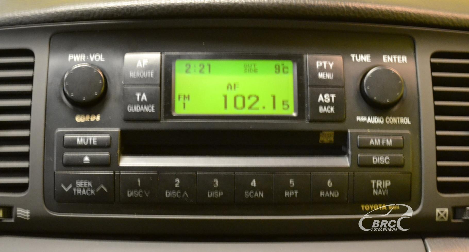 Toyota Corolla VVT-i