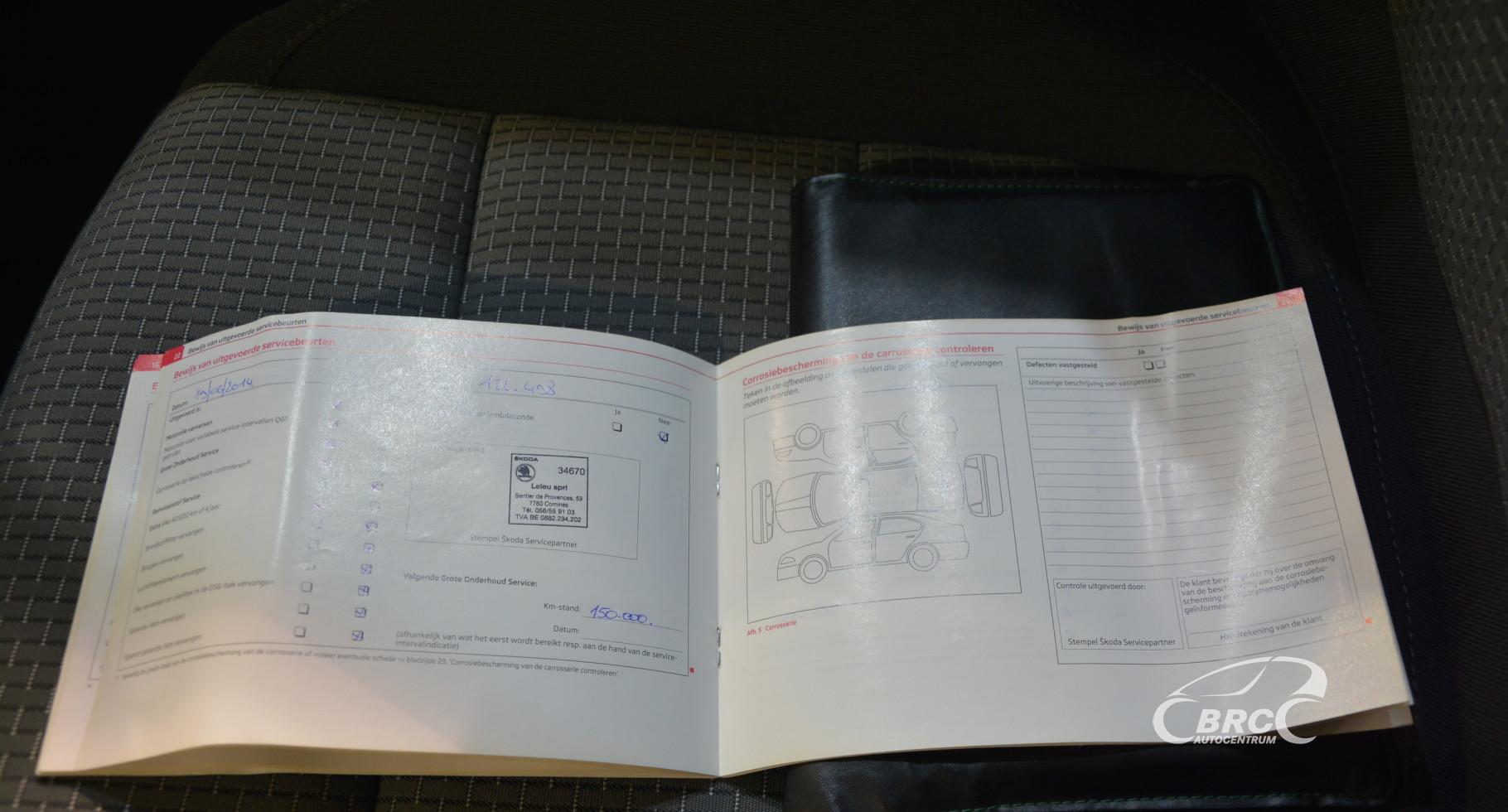 Skoda Superb 1.6 TDI Combi Ambiente