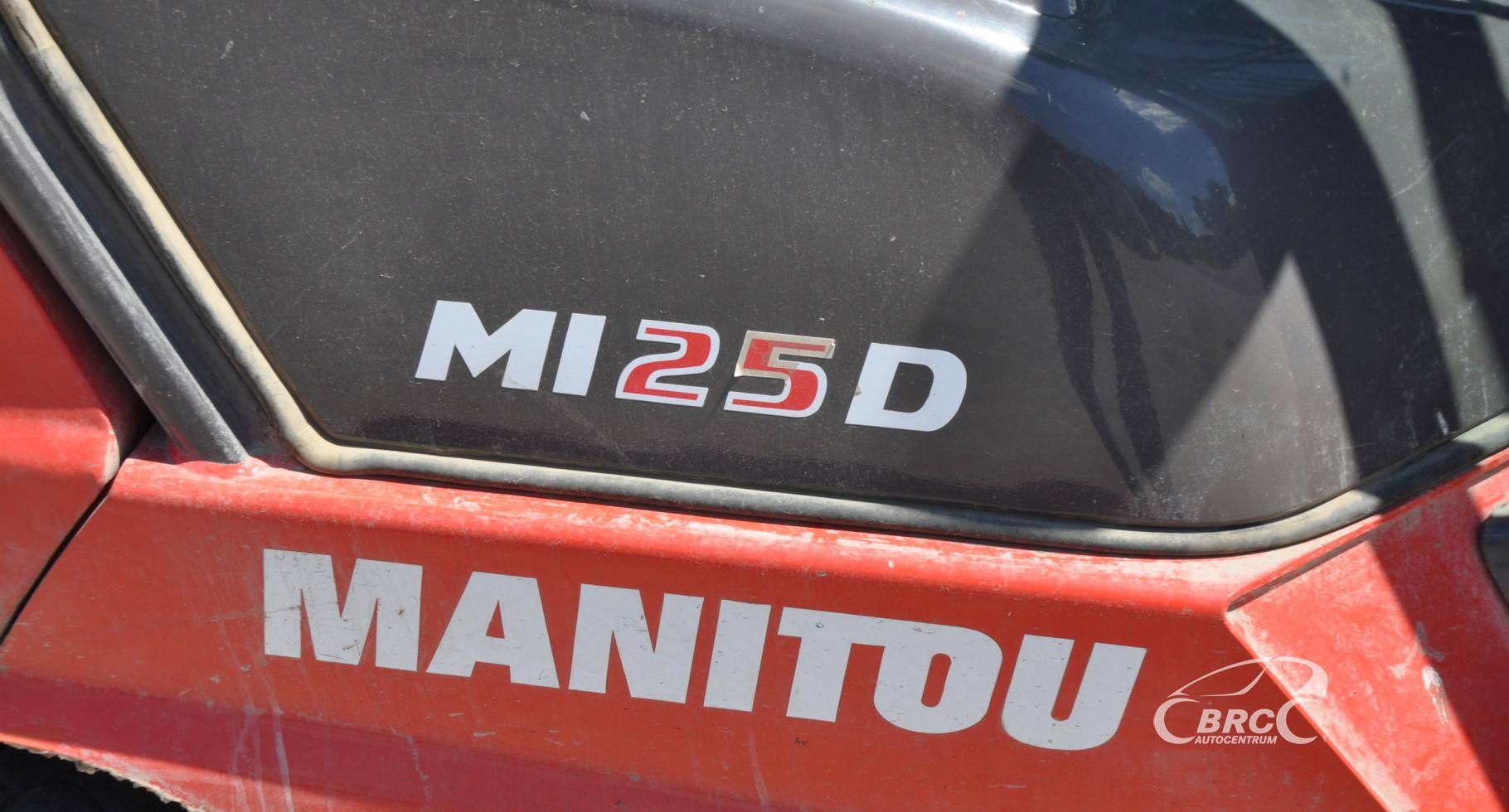 Manitou MI25D