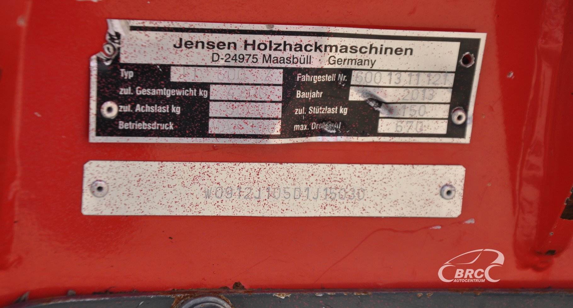 Jensen JT600Z