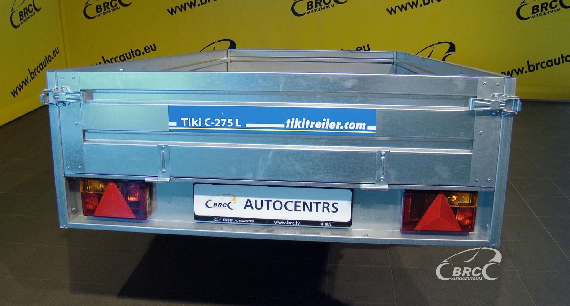 Tiki Treiler CS 275 L