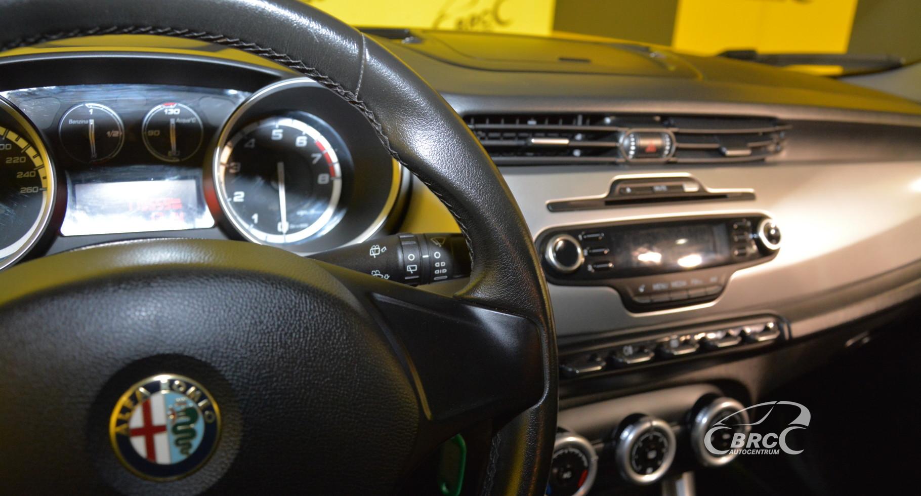 Alfa Romeo Giulietta 1.4i Turbo MT