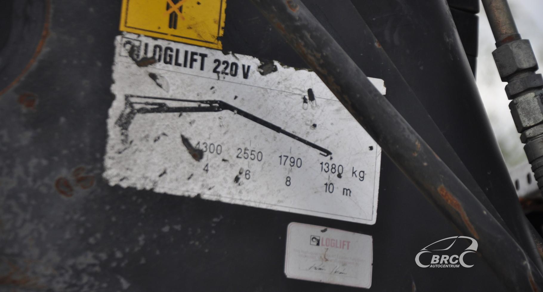 Logset 8H Titan