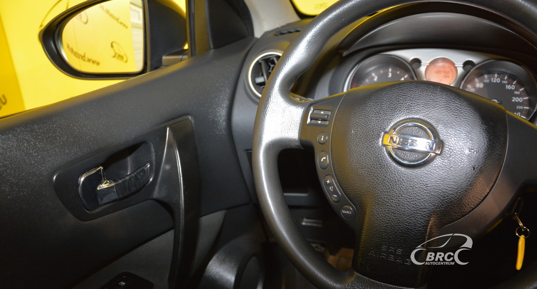 Nissan Qashqai 1.6 dCi A/C