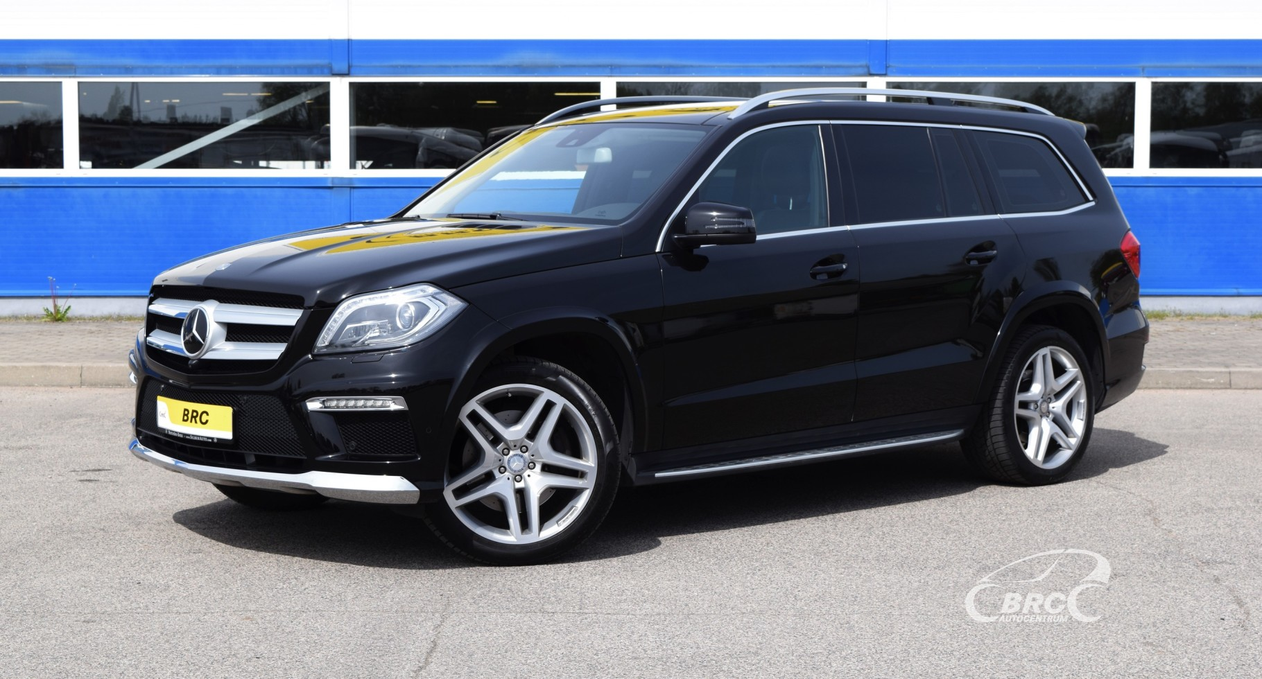 Mercedes-Benz GL 350 AMG Design Bluetec 4Matic