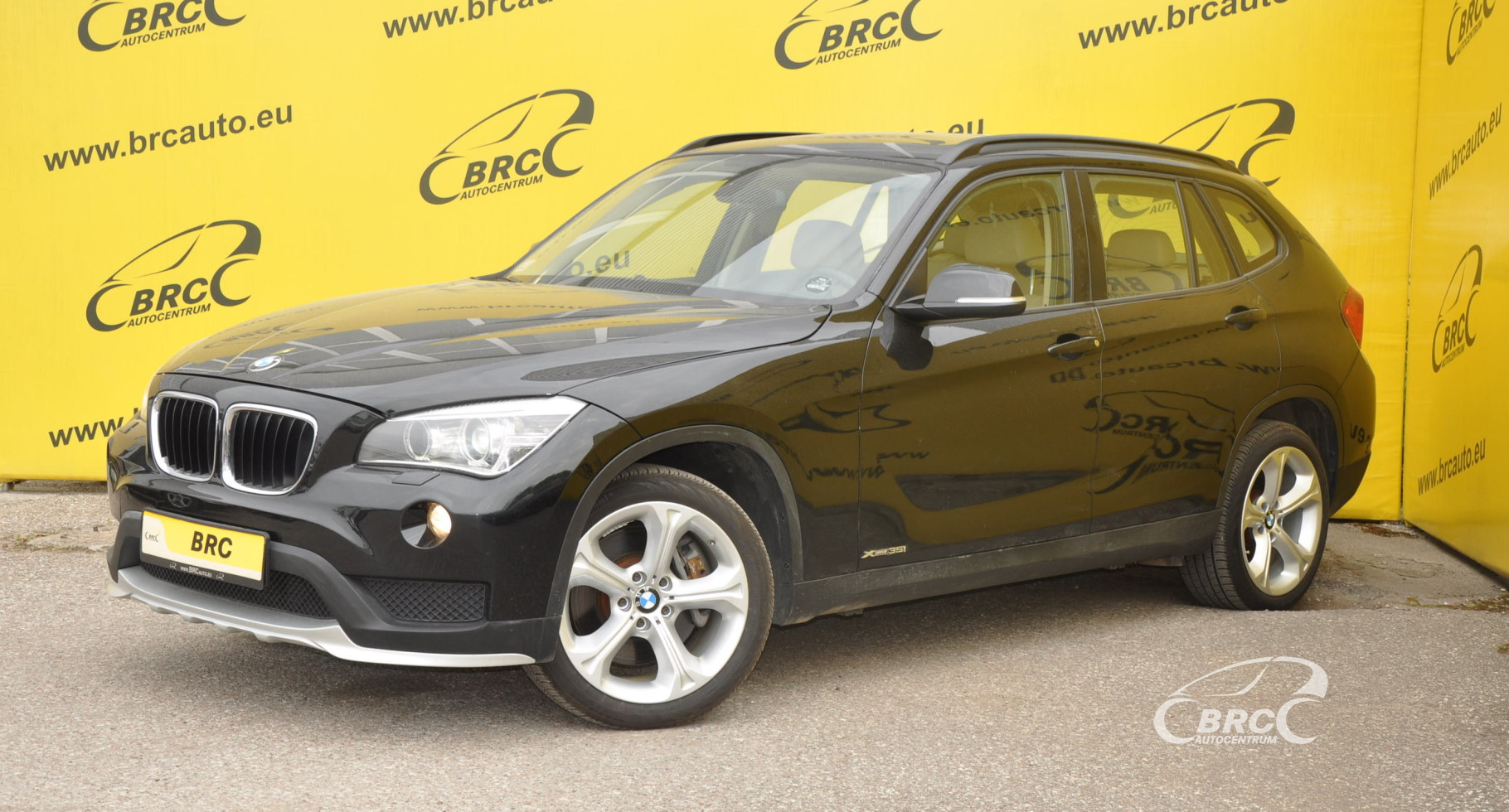 bmw x1 xdrive 35i automatas id 789739 brc autocentrum. Black Bedroom Furniture Sets. Home Design Ideas