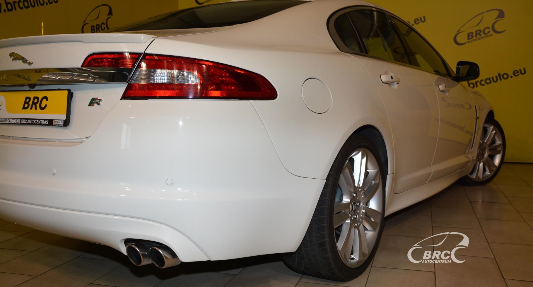 Jaguar XF R 5.0 Supercharged Automatas