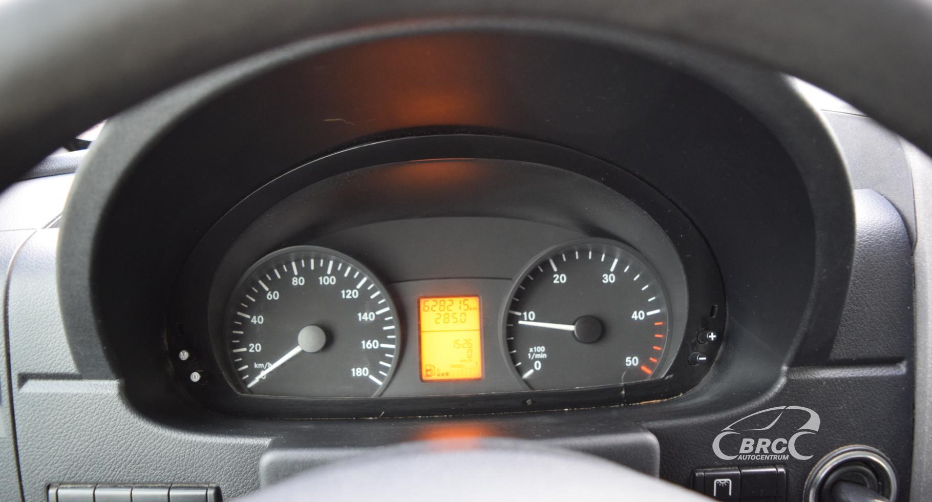 Mercedes-Benz Sprinter REF
