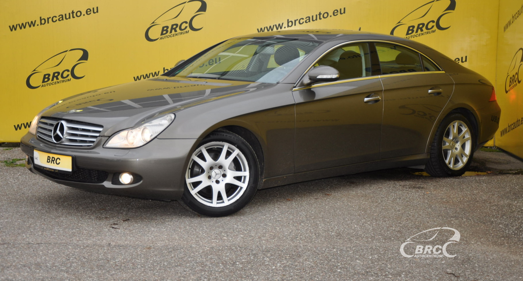 Mercedes benz cls 320 cdi automatas id 794749 brc for 320 mercedes benz