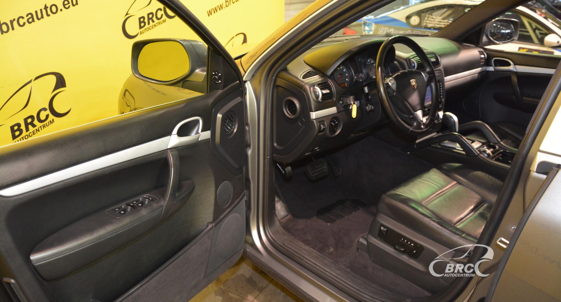 Porsche Cayenne 3.6 V6 Automatas