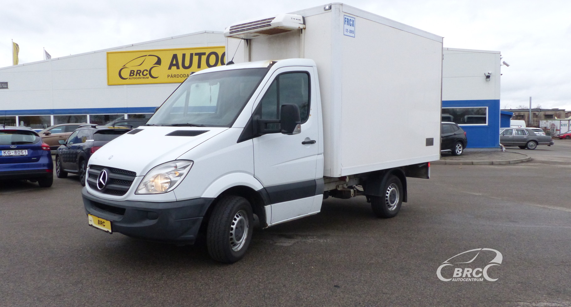 Mercedes-Benz Sprinter 313 REF