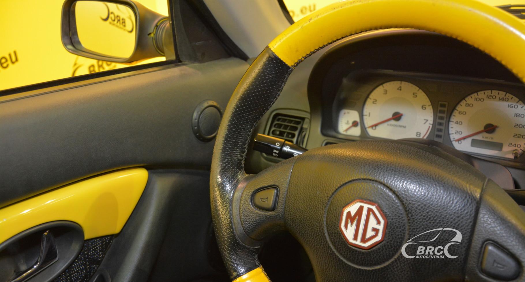 MG MGF Trophy 160