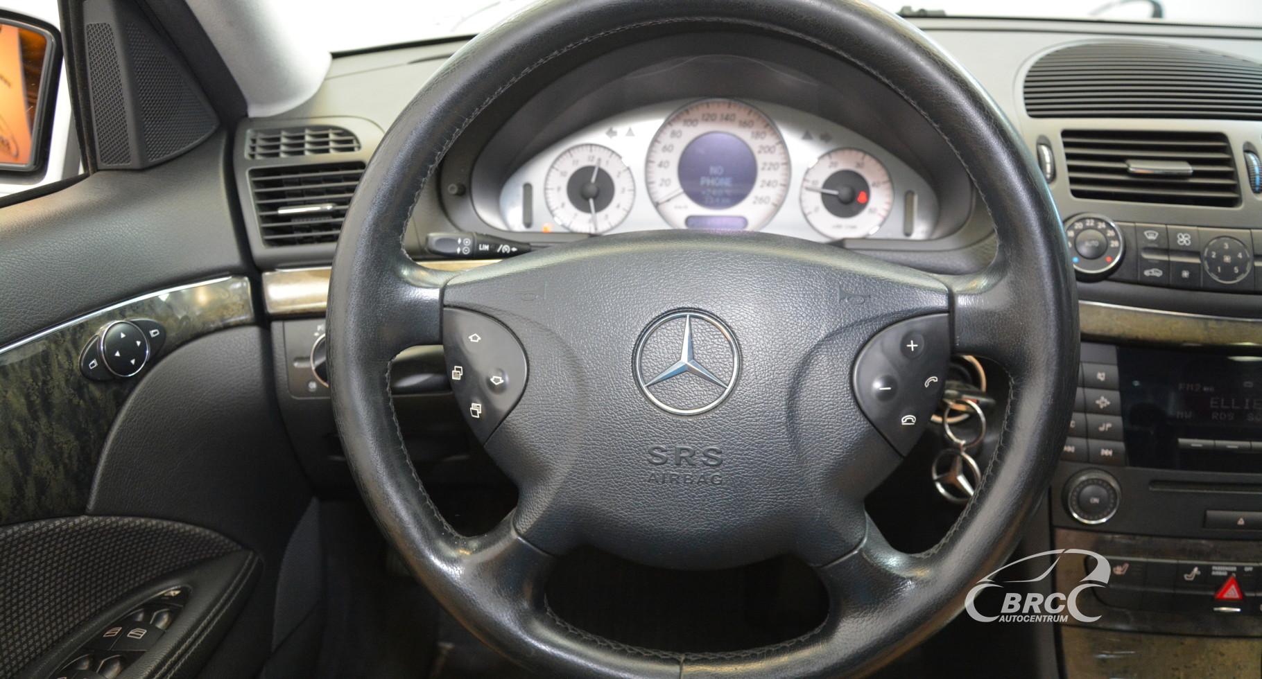 Mercedes-Benz E 270 CDI Automatas Avantgarde