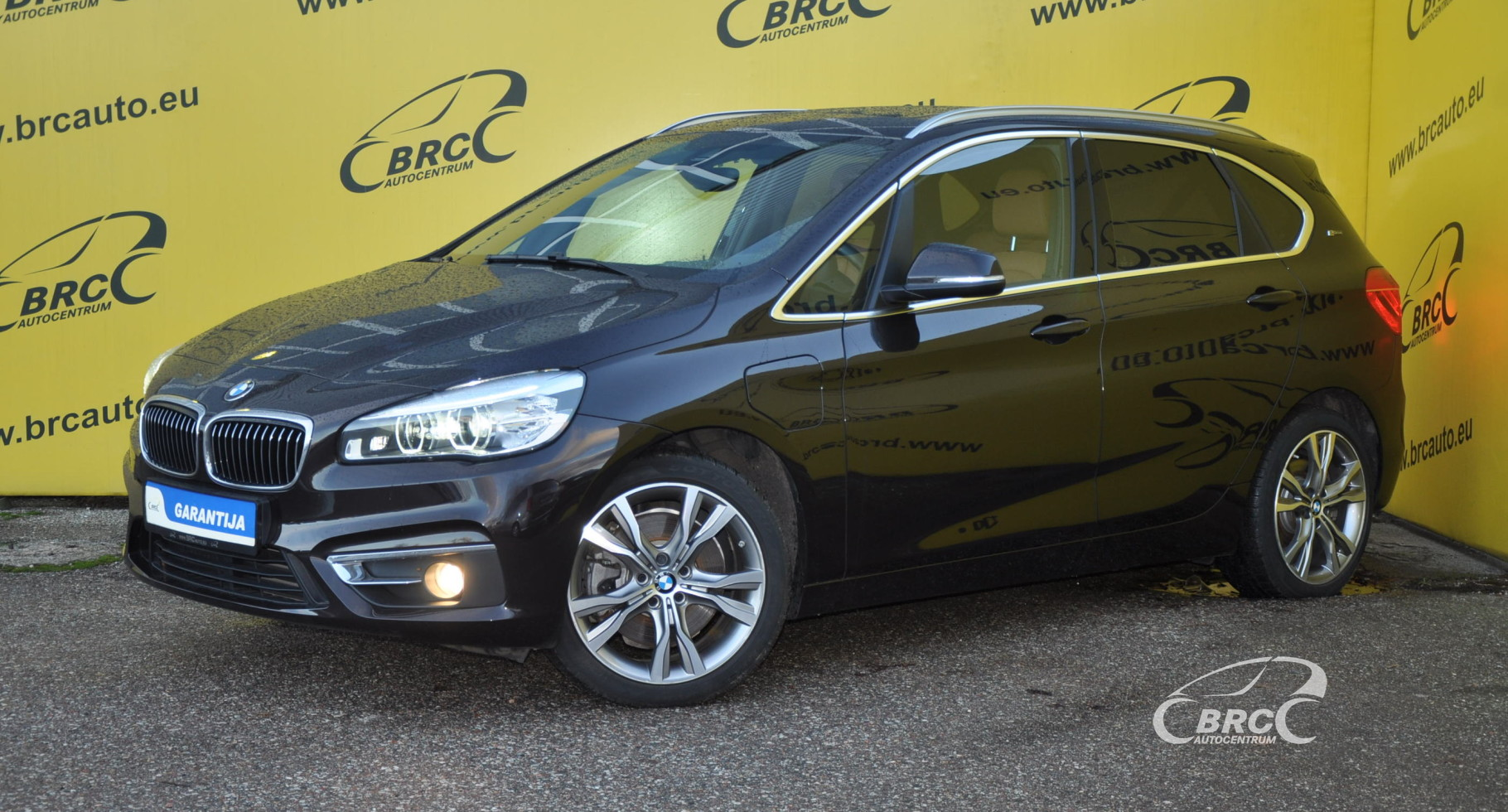 Bmw 225 Xe Active Tourer Iperformance M Sportpaket Id 796963 Brc Autocentrum