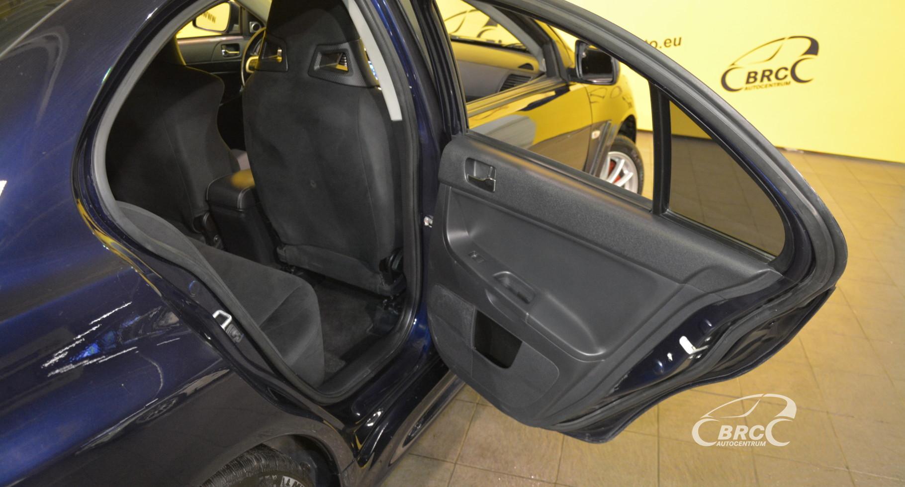 Mitsubishi Lancer Evolution X Turbo Mivec