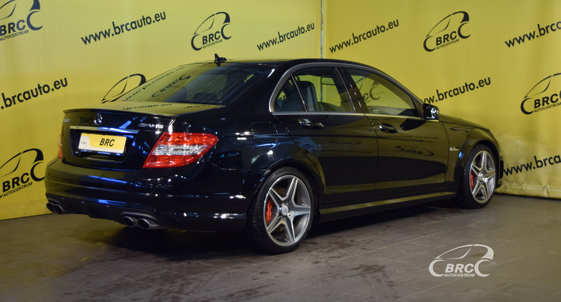 Mercedes-Benz C 63 AMG Performance Package
