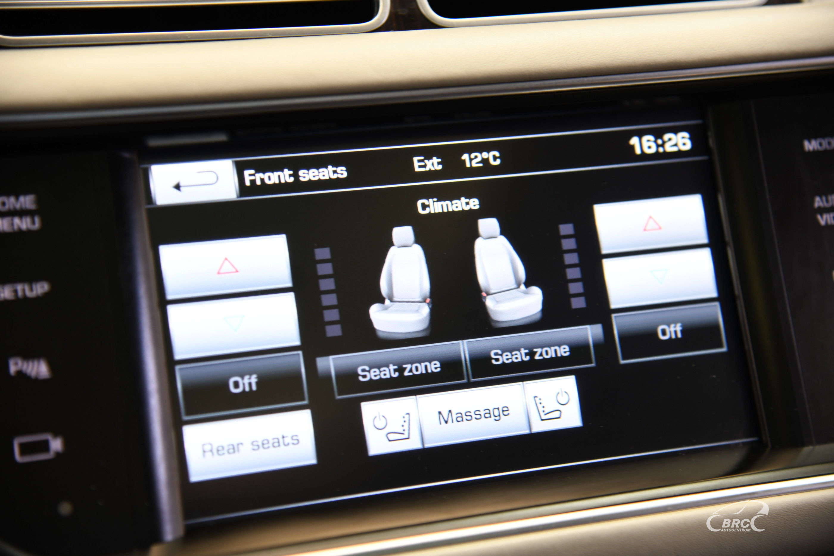 Land-Rover Range Rover Autobiography