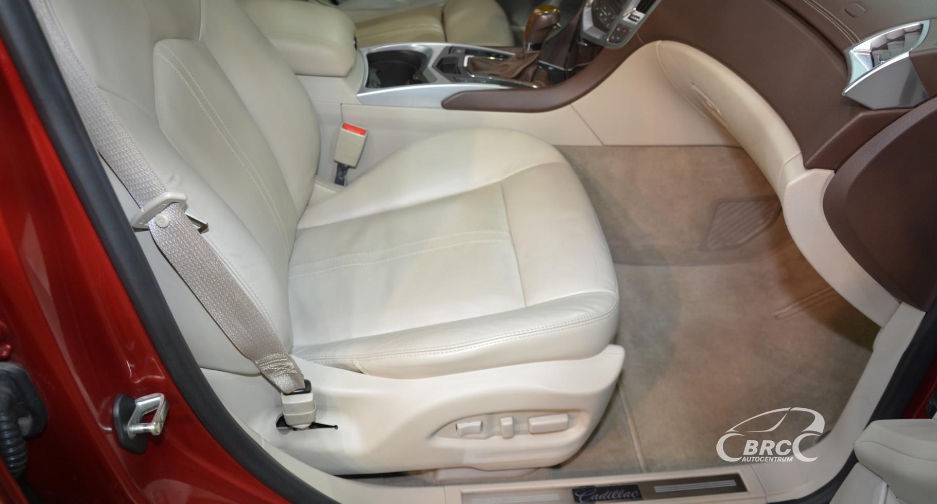 Cadillac SRX 3.0 i V6 Automatas