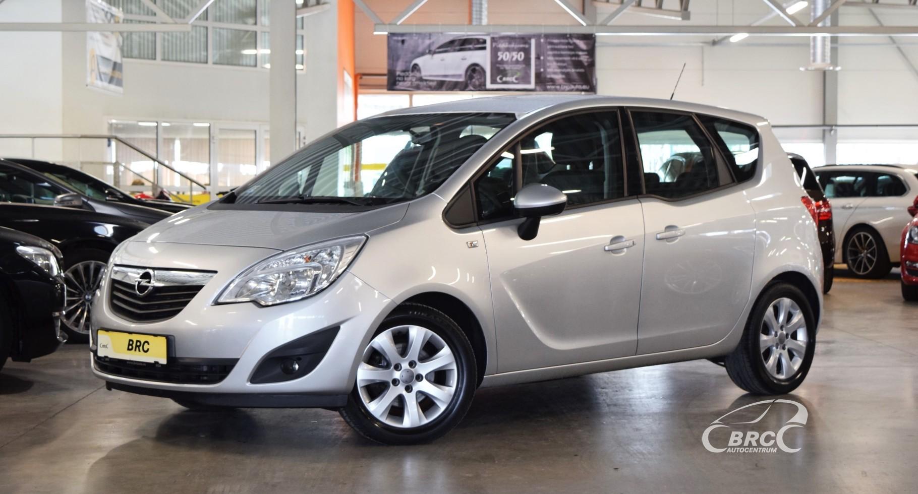 Opel Meriva EcoFlex