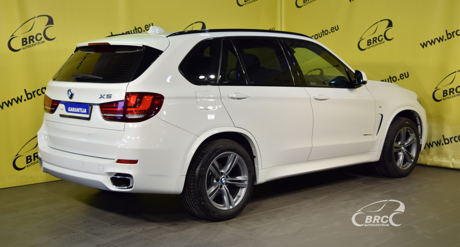 BMW X5 xDrive 30d M-Pakete (ID: 800447) | BRC Autocentrum