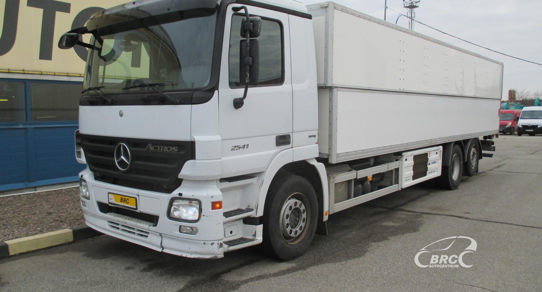 Mercedes-Benz Actros 2541L Euro5 6x2