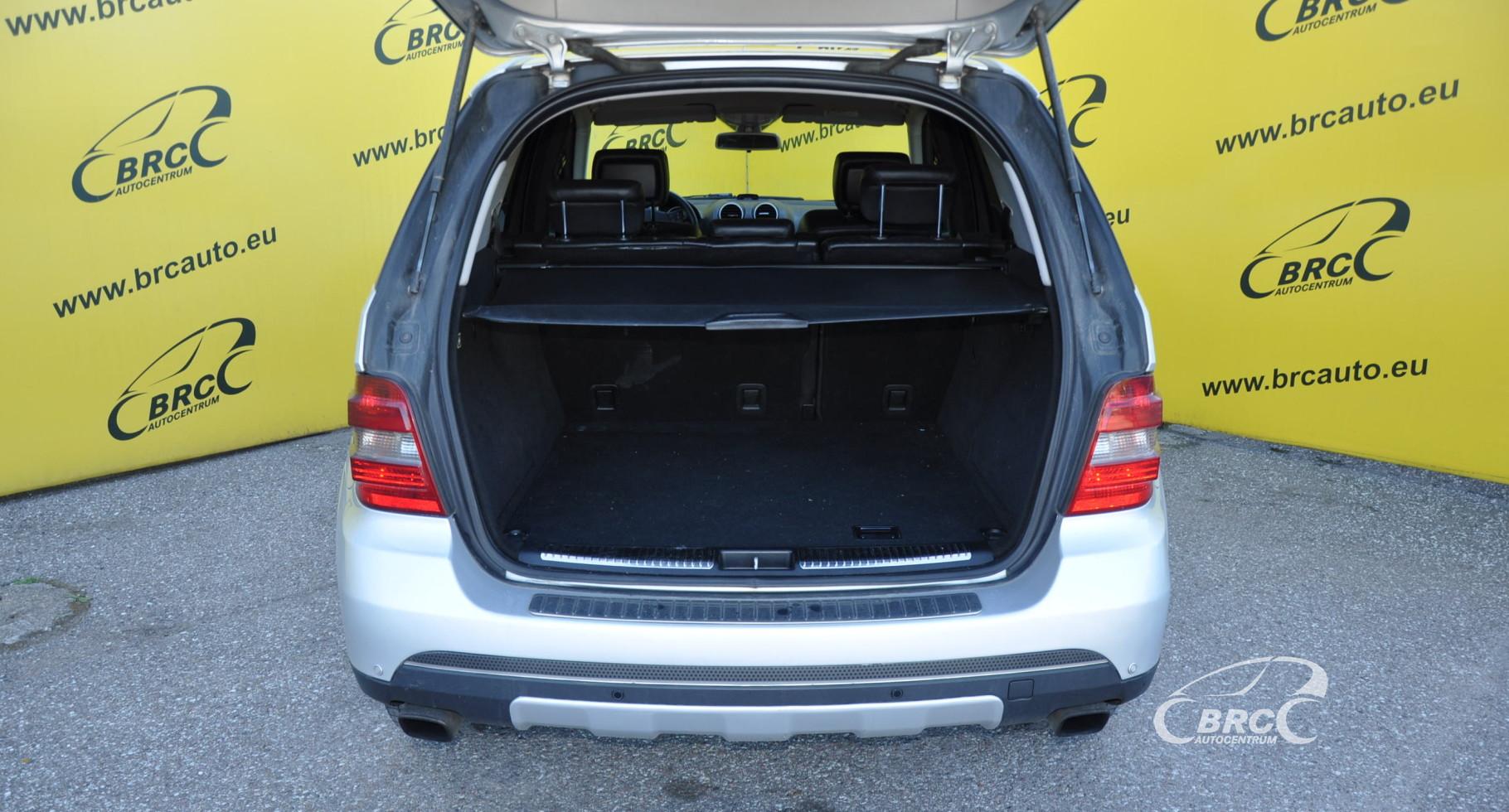 Mercedes-Benz ML 320 CDI 4Matic