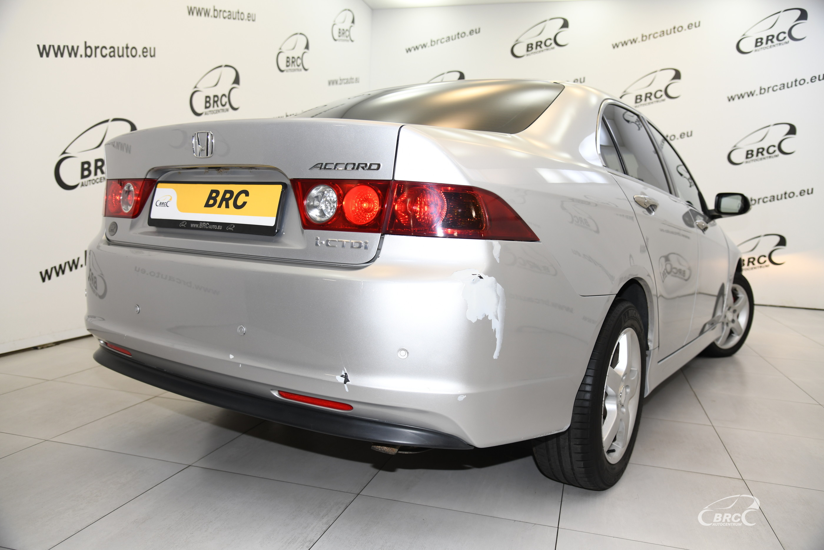 Honda Accord 2.2 i-CDTi
