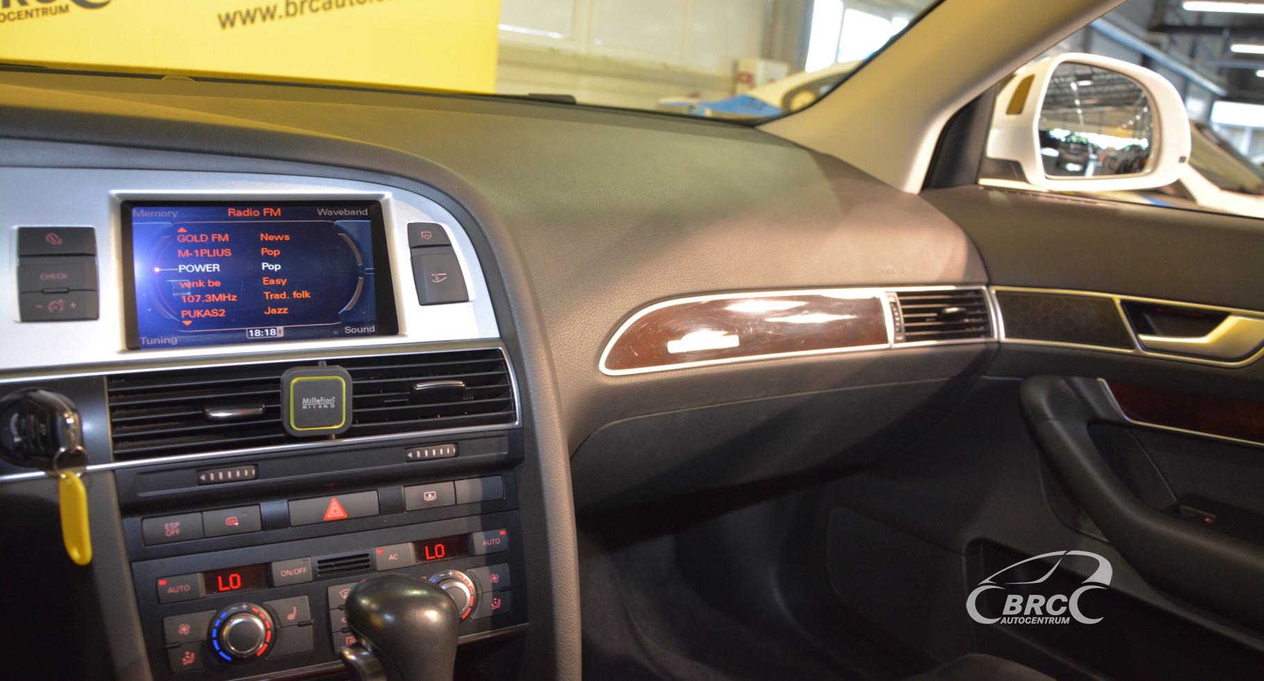 Audi A6 2 7tdi Quattro Automatas