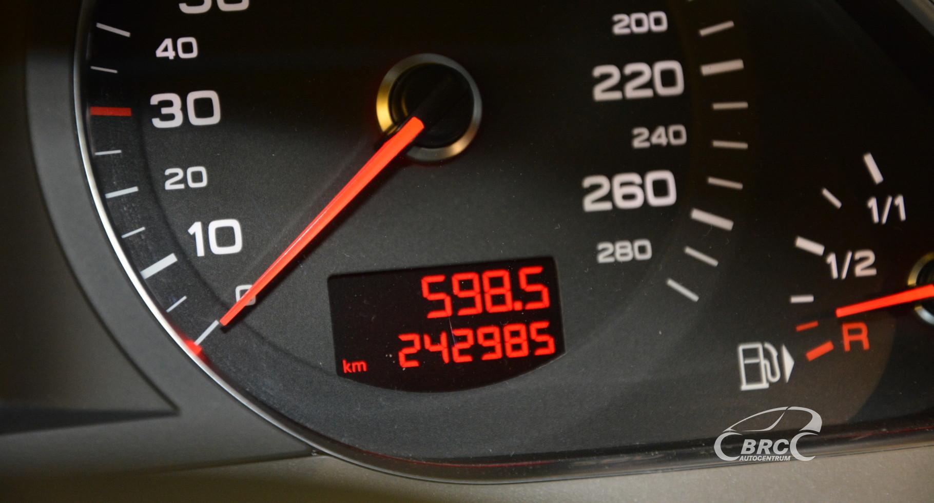 Audi A6 2.7TDI Quattro Automatas