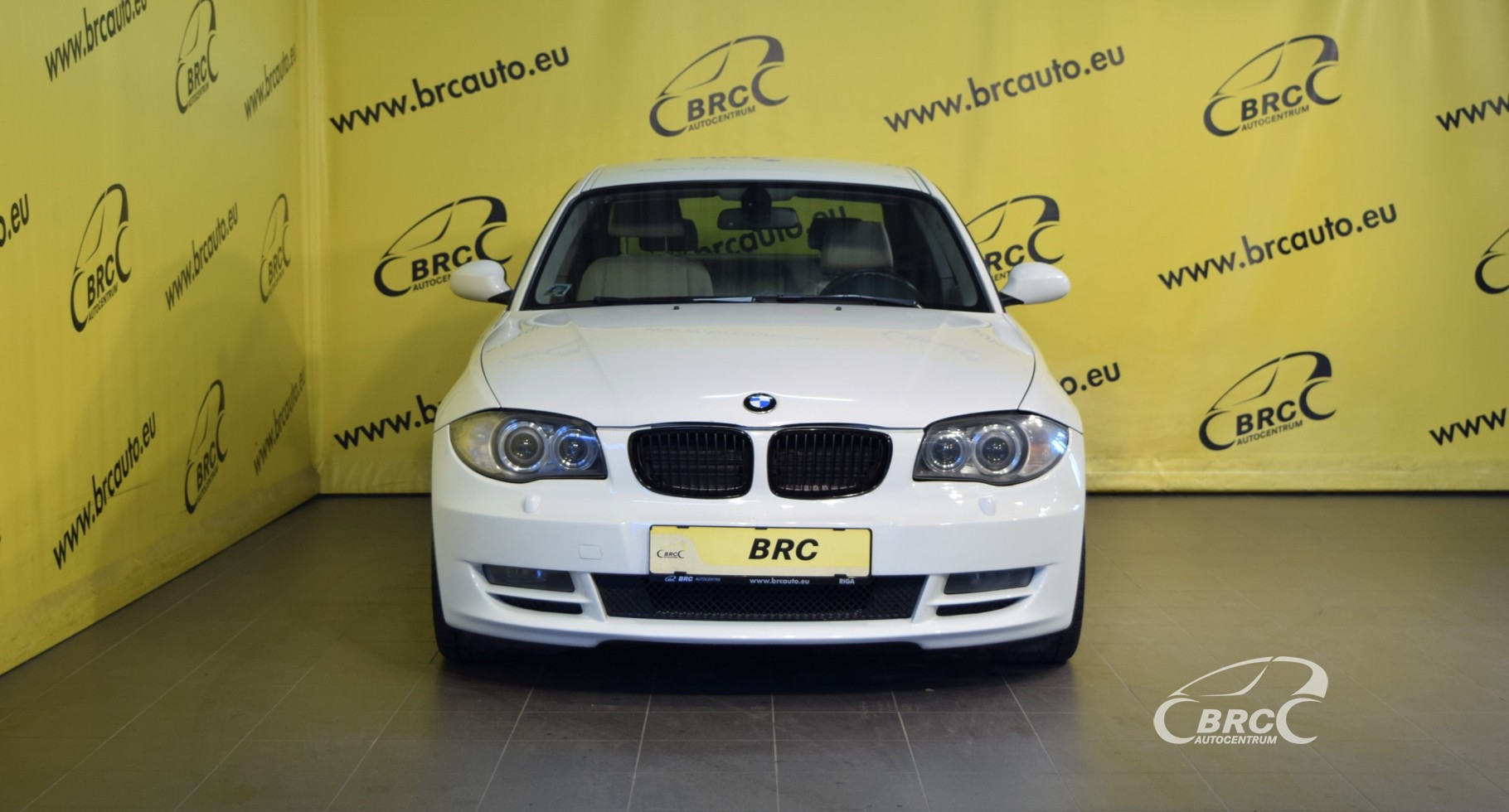 BMW 120 d Coupe