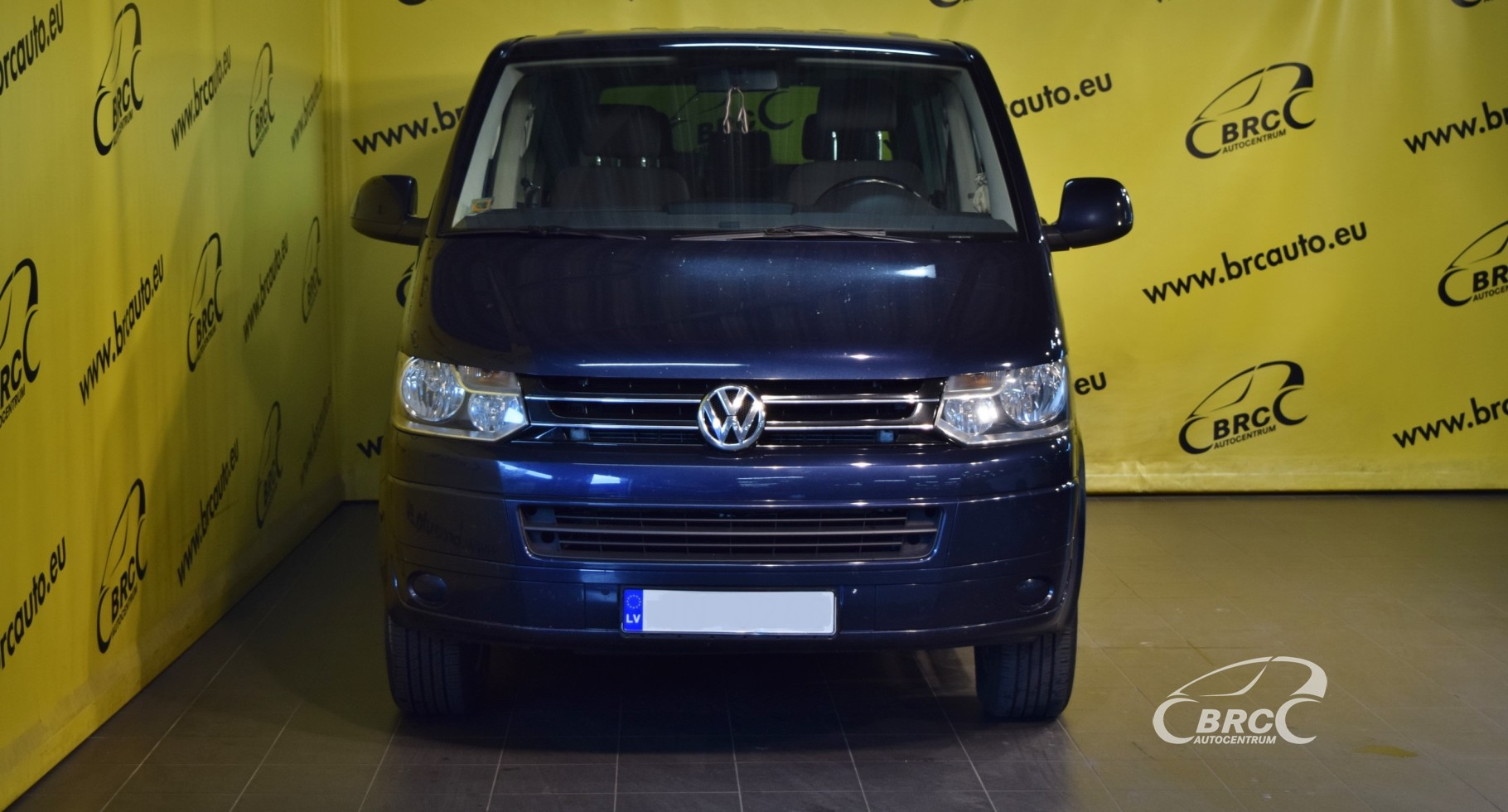Volkswagen Multivan Long DSG