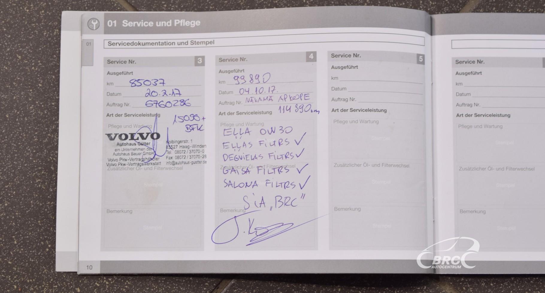 Volvo XC 70 D5 AWD Summum
