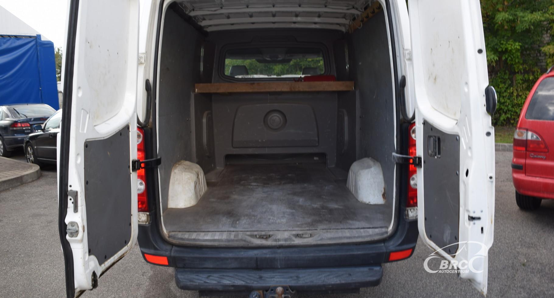 Volkswagen Crafter 6 seats