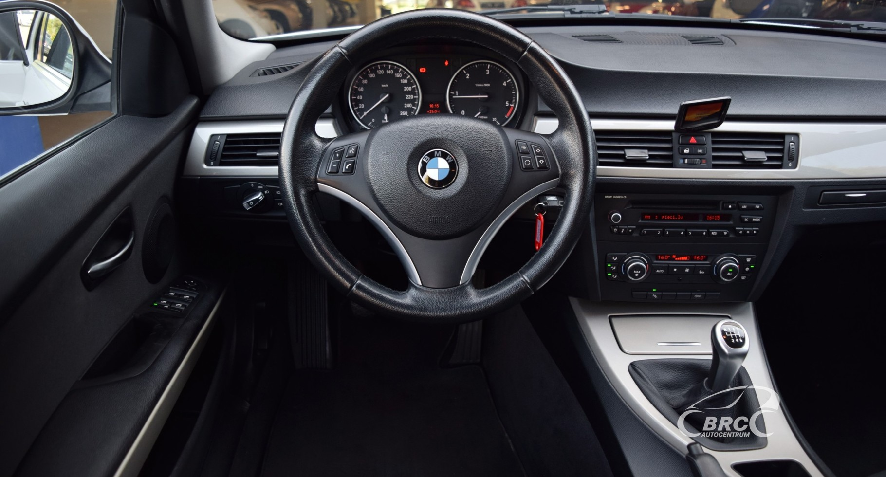BMW 320 d Touring Edition