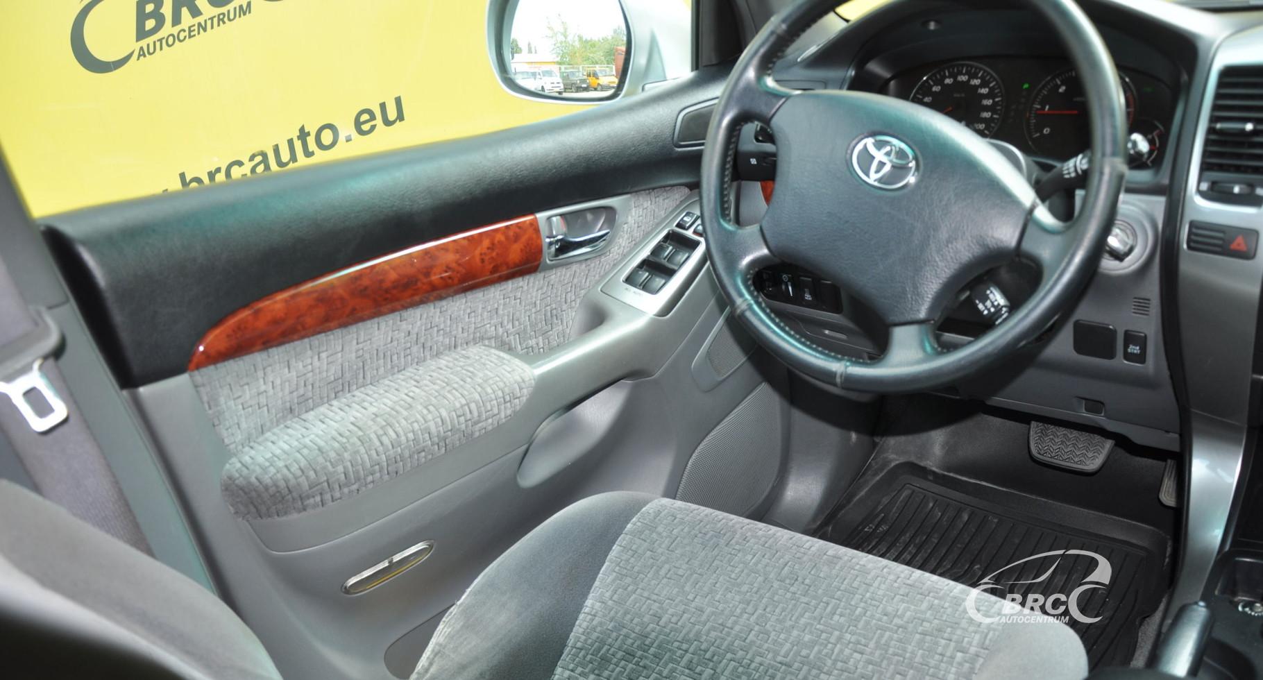 Toyota Land Cruiser 3.0 D-4D Automatas
