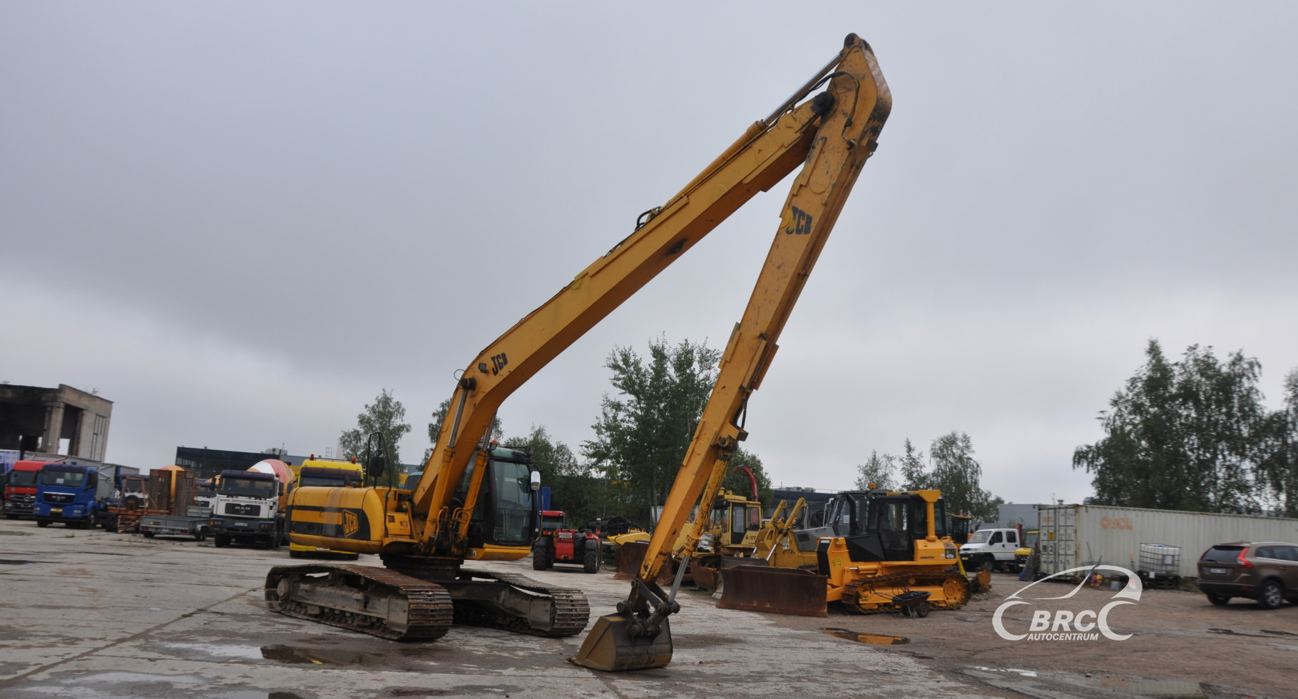 JCB JS 260 LC Long Reach