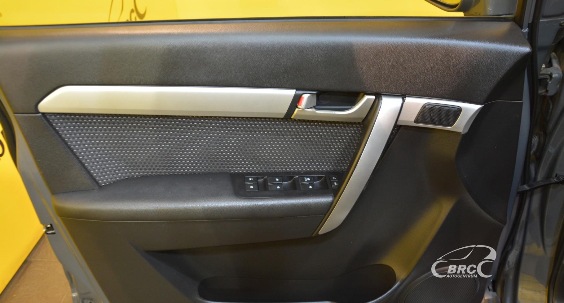 Chevrolet Captiva 2.2 TD 2WD